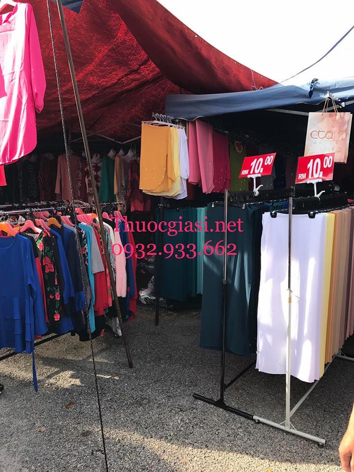 CHỢ PHIÊN MALAYSIA